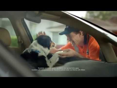 Car insurance - Allianz Australia TV Commercial 2013