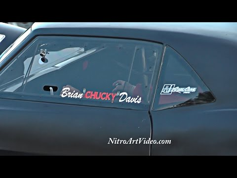 "Street OutLaws  Brian ""Chucky"" Davis Event Drag Racing N/T Shootout Grudge Racing MGMP"