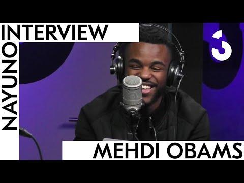 """Mehdi Obams - """"El Principe pt.2"""", SuperWak Clique, l'Afrotrap, être sûr de soi - INTERVIEW NAYUNO"""