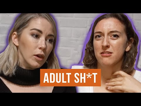 Thumbnail: LOVING YOUR BODY & YOUR ANXIETY // ADULT SH1T - Episode 5