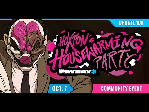 Payday 2 Housewarming Event Day 4
