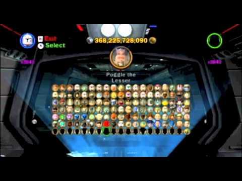 lego star wars iii the clone wars characters