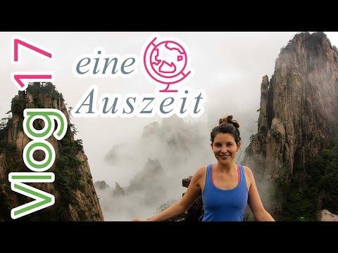 🇨🇳 Enttäuschung auf Weltreise - Yellow Mountains Huangshan China - Weltreise Vlog 17