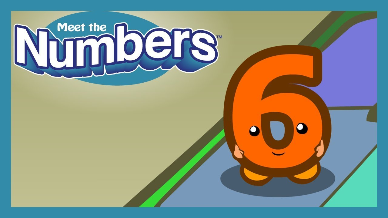 Meet the Numbers - 6 - YouTube