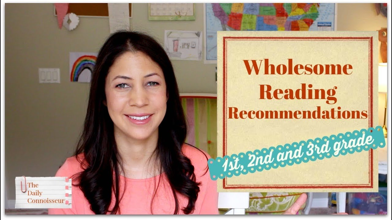 Wholesome Book Recommendations For 2nd 3rd Grade Youtube