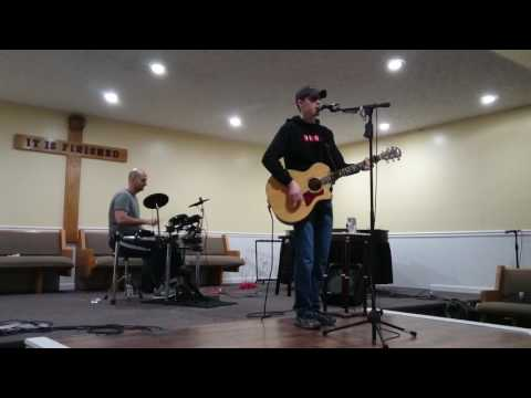 Chris Tomlin - Holy is the Lord (acoustic cover)