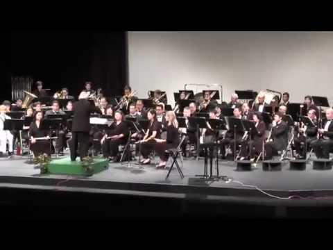 Symphony No. 3 - Alfred Reed   Hawai'i Concert Band
