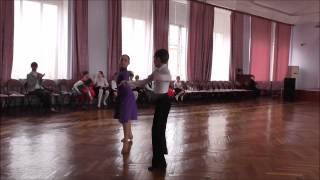 2015-04-29 Открытый урок бальных танцев
