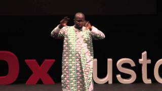 Africa is the forward that the world needs to face | Pius Adesanmi | TEDxEuston