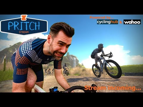Live Zwift Training Sessions Z6 Intervals Crit Crusher Youtube