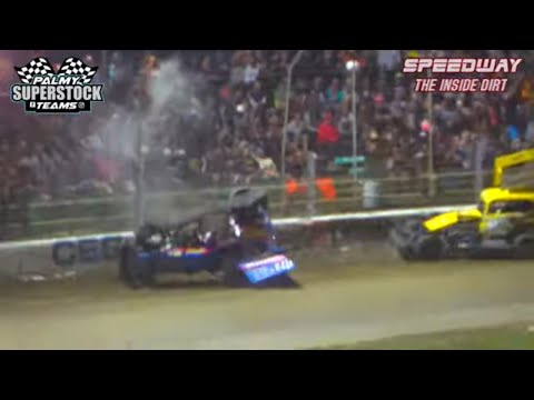 Video bought to you by Palmy Superstock Teams and Speedway the inside dirt Subscribe for more racing action: ... - dirt track racing video image