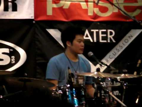 """[100722] Sticking Techniques by Echa Soemantri (Chic's Musik """"Exploring Your Drums"""" Clinic)"""