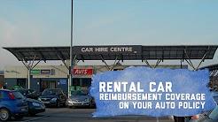 Auto Insurance: Rental Car Reimbursement Coverage