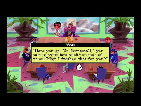 LEISURE SUIT LARRY 5 - Passionate Patti Undercover Play-through Part 1 of 5  