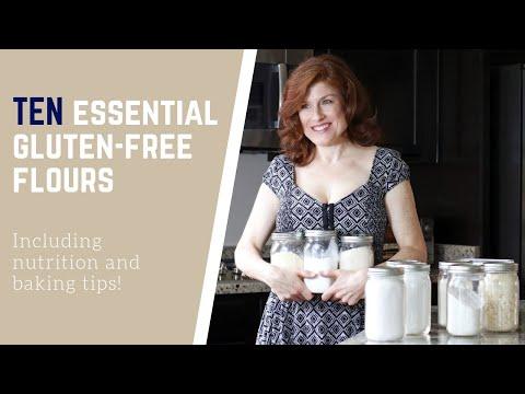 10 Essential Gluten-free Flours