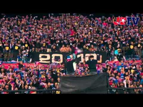 HIDUP MATI JOHOR - Boys Of Straits (JDT vs KEDAH FA) 11 Feb 2014