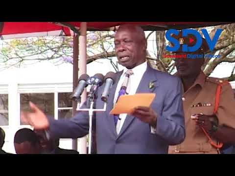 Former President Moi cracks ribs as he talks about youthful love