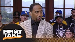 Stephen A. doesn't see any scenario with LeBron James staying on Cavaliers | First Take | ESPN