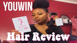 Baixar YOUWIN BRAZILIAN BODY WAVE REVIEW | FIRST IMPRESSIONS