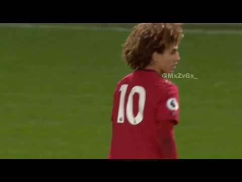 Hannibal Mejbri V Newcastle U23 [10-01-2020]