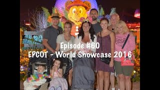 Epcot World Showcase with BABIES #60