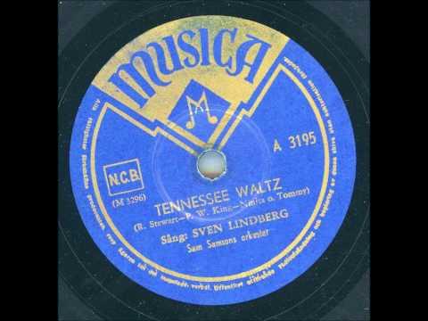 Sven Lindberg - Tennessee-Waltz