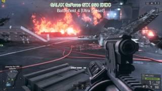 Battlefield 4 : [ Ultra Preset 1080p 60FPS ] GALAX GeForce GTX 950 EXOC(, 2015-08-20T20:51:52.000Z)