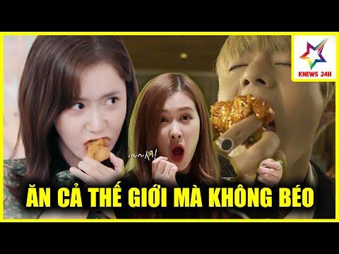 Phát Hờn Với Những Idol K-Pop Ăn Cả Thế Giới Nhưng Chưa Bao Giờ Tăng Cân   KNEWS 24H