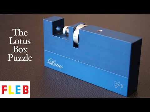 The Lotus Box Puzzle