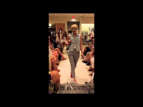 Full Neiman Marcus x Very Allegra Fashion Show