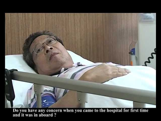 Hemodialysis Treatment Service in Thailand, Patient Experience - YouTube