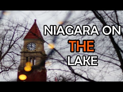 Niagara On The Lake - Downtown