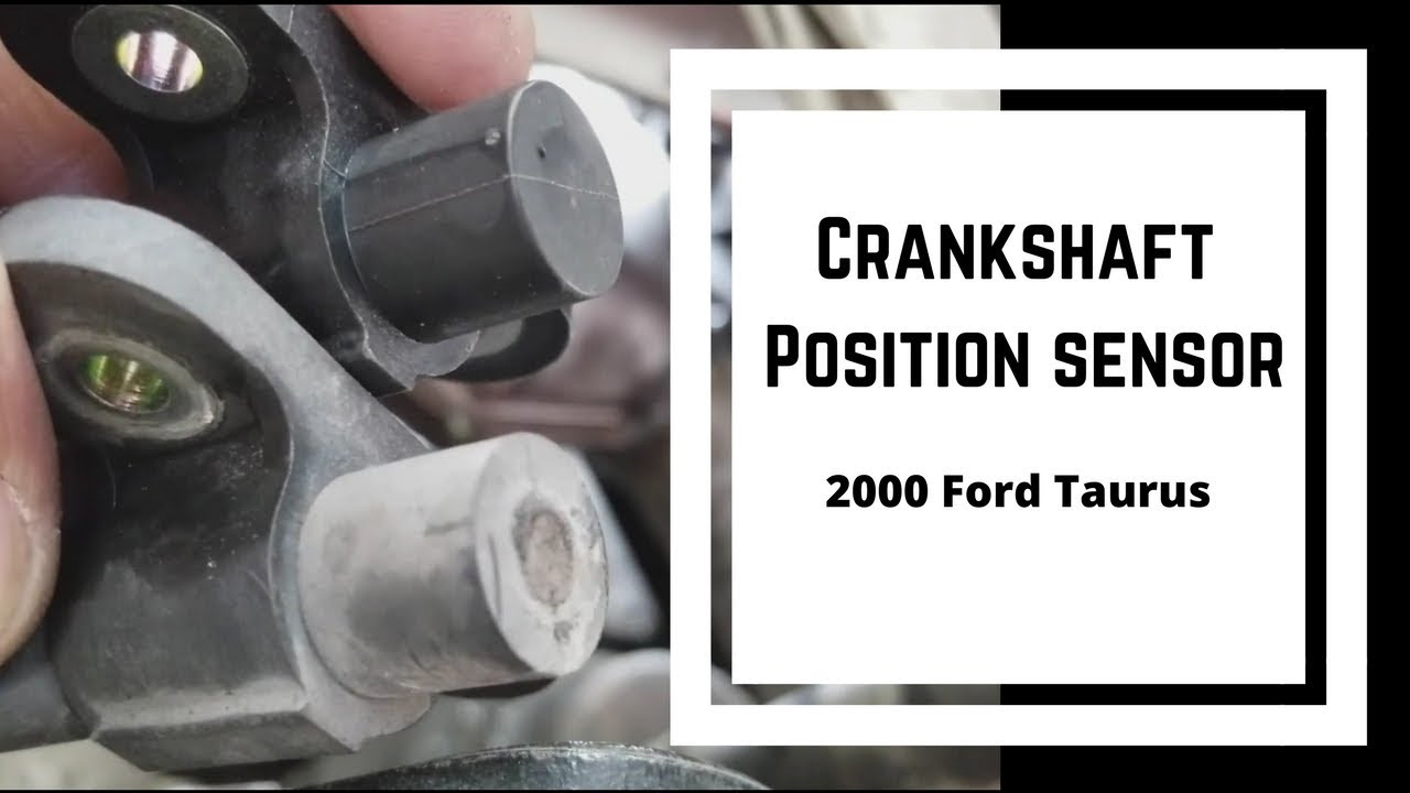 2000 Ford Taurus Crankshaft Position Sensor