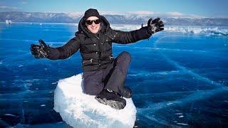 Как Я Попал в Землетрясение на Озере Байкал. Гонки На Льду 200км/ч.