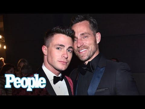 Colton Haynes Dishes On Cher, His Upcoming Wedding, Story Behind His Proposal | People NOW | People