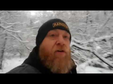 Gargoyle's Joker & Lobo #1 Winter Wonderland Hike