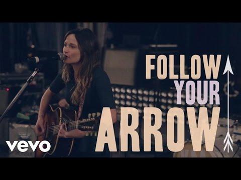Kacey Musgraves - Follow Your Arrow (Lyric Video)