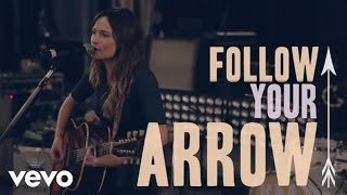 Kacey Musgraves - Follow Your Arrow (Lyric Video)