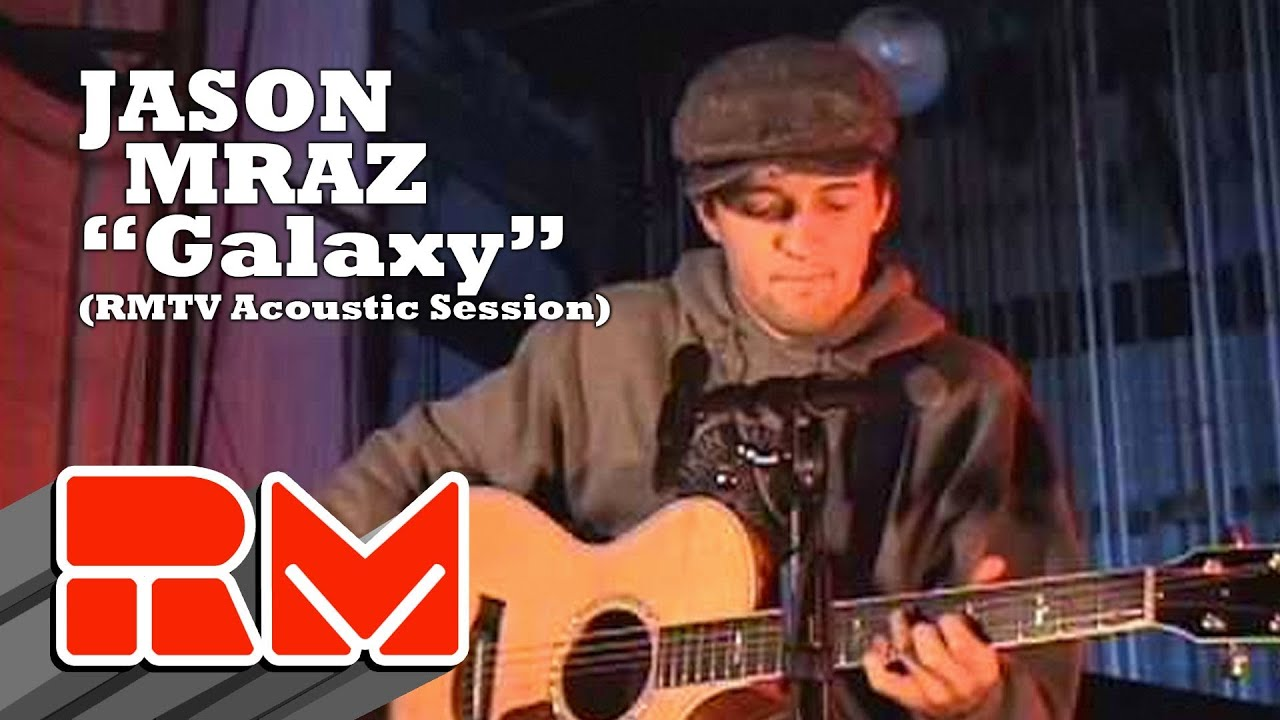 Jason mraz galaxy video on real magic tv for Jackson galaxy band
