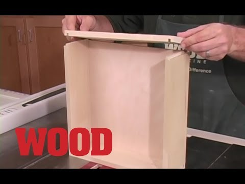 How to Build Super Simple Drawers -- WOOD magazine