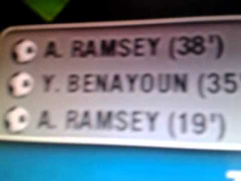 If i get a hat trick wes ramsey what should i do