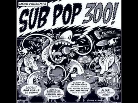 sub pop 300 12 - KELLEY STOLTZ - The Sun Comes Through