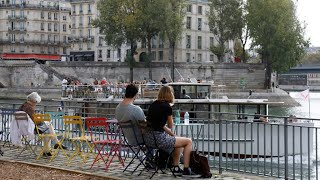 'We need a social life': French café culture defies coronavirus shutdowns