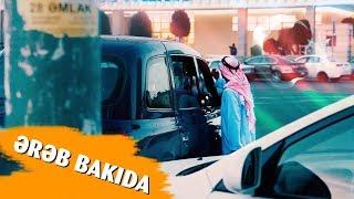 Ereb turist Bakida /ARAB PRANK/АРАБ в Баку