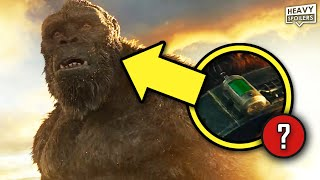 GODZILLA VS KONG - Official Trailer Breakdown, Things You Missed And Easter Eggs Explained