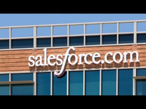 Wall Street Sells Off; Salesforce Jumps on Fresh Deal Reports