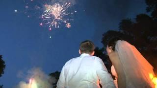 Салют на свадьбу 10 000 руб.