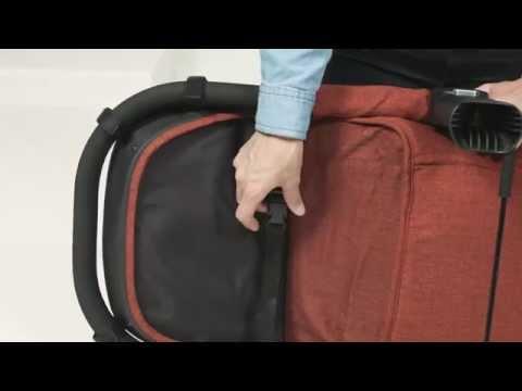 CYBEX PRIAM: 2-in-1 Light Seat Tutorial Video