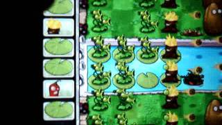 Plants vs Zombies quick play 3-10