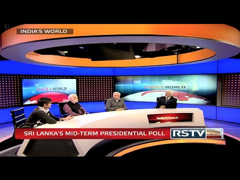 India's World - Sri Lanka's mid-term presidential poll